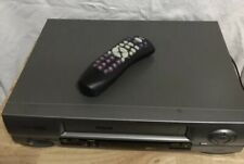 New listing Rca Vcr Vhs Player Recorder Vr552 With Remote Works Great