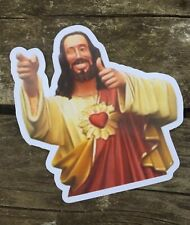Buddy Jesus sticker