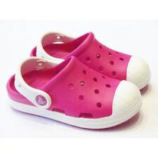 34,5 Scarpe Crocs rosa per bambini dai 2 ai 16 anni