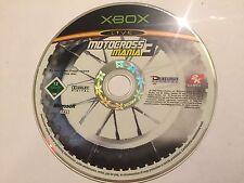 RARE ORIGINAL PAL XBOX GAME DISC ONLY MOTOCROSS MANIA 3