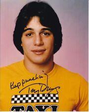 TONY DANZA Signed Autographed TAXI TONY BANTA Photo