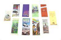 VTG Lot of 10~ New York's World Fair 1964-1965 Maps & Brochures