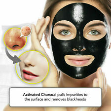 Blackhead Remover Face Mask Peel-Off Cleansing Facial Black Charcoal Removal 60g