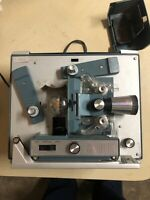 Vintage Bell &Howell Model 357A Autoload Super 8 Movie Projector Great Condition