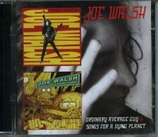 Walsh, Joe - Ordinary Average Guy / Songs for a Dying Planet 2CD NEU OVP