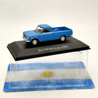 IXO Fiat 1500 Multicarga 1965 Pick Up 1:43 Diecast Models Collection
