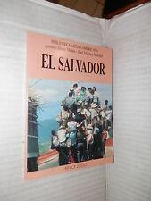 EL SALVADOR Antonio Zarate Martin Jose Sanchez Sanchez Fenice 2000 1994 storia