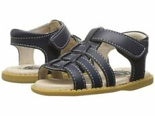 NIB LIVIE & LUCA Shoes Sandals Finn Navy Blue 8 9 10 11 12 13 Unisex