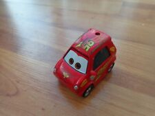 OFFICIAL DISNEY PIXAR CARS - CARTNEY BRAKIN MCQUEEN FAN CHASE DIECAST TOY CAR