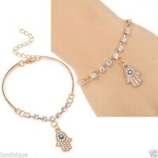 Rhinestone Chain Fashion Bracelets