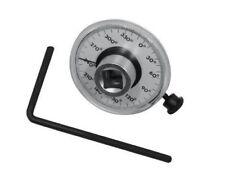 Ángulo de rotación ángulo aparato de medición cuchillo pistola indicador herramienta par de torsión grados cuchillo