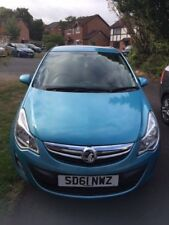 Vauxhall Corsa 1.2 Diesel Ecoflex 2011 low millage 48K Long MOT Low Tax