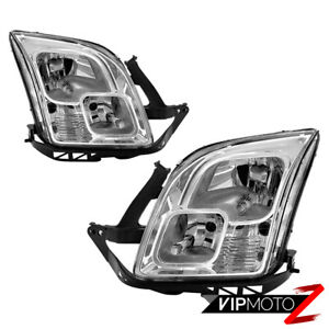 For 06-09 Ford Fusion SEL Plus {FACTORY STYLE} Headlight Replacement Lamp Pair