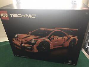 Rare BNIB Lego Technic Porsche 911 GT3 RS (42056)