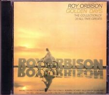 ROY ORBISON Golden Days Collection All Time Favorites RUNNING SCARED BLUE BAYOU