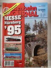 RIVISTA EISENBAHN JOURNAL 3/1995 - HO FS