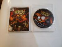 Dragon's Crown (Sony PlayStation 3, 2013) COMPLETE ATLUS FAST SHIPPING PS3