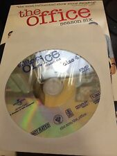 The Office - Season 6, Disc 4 REPLACEMENT DISC (not full season)