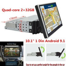 "10.1"" Android 9.1 Single 1Din Car MP5 Player GPS Wifi Radio Quad-core 2GB+32GB"