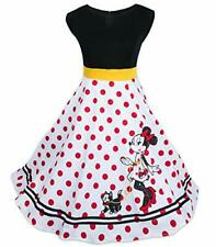Disney Dress Shop Minnie Mouse and Figaro Rock The Dots Womens