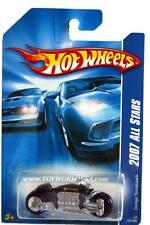 2007 Hot Wheels #155 All Stars Dodge Tomahawk black