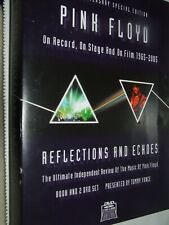 Pink Floyd - Reflections And Echoes DVD 2 Disc Set with 128 Page Book