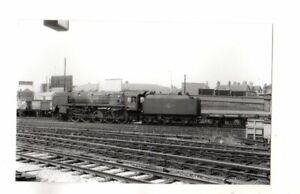 Rail Phot 9F 92058 Chester station Cheshire LMS LNWR GWR