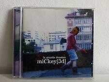 CD ALBUM MICKEY 3D La grande évasion 5099968545727