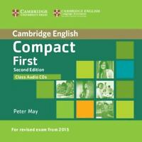 COMPACT FIRST CLASS AUDIO CDS (2) 2ND EDITION by MayPeter (2014, CD, Revised)