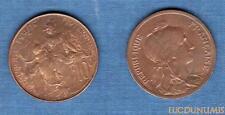 III République, 1871-1940 – 10 Centimes Daniel-Dupuis 1916 Etoile SUP +++