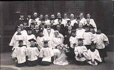 Sheffield photo. ?Holy Trinity Church Group July 20 1926 by L.D.Swift, Sheffield