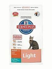 Hills Science Plan Cat Adult Dry Tuna Light 1.5kg - 188122