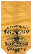 BUSTA PER PASTINA PASTIFICIO BOLOGNESE A. ZAGNOLI & C -  GAY & TRIVERO doc4