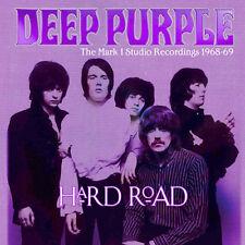 Deep Purple - Hard Road Mark 1 Studio Recordings '68-69' (NEW 5 x CD & DOWNLOAD)