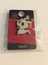 Disney Loungefly Zero NBC Pin Glow In The Dark NOC Nightmare Before Christmas