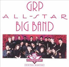Grp All-Star Big Band : Grp All-Star Big Band Jazz 1 Disc Cd
