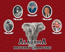 Alabama - 2017 National Champions Tribute