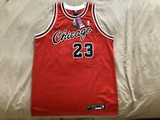 New Authentic Nike Chicago Bulls 23 Michael Jordan Jersey 52 XXL Vintage NBA