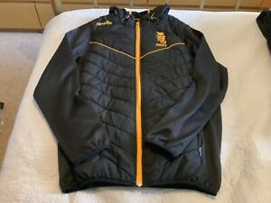 Huddersfield Giants Rugby League Mens Fleece Jacket Medium