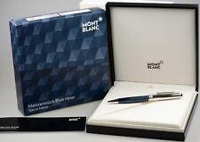 MONTBLANC Solitaire Doue Blue Hour Classique 164 ballpoint pen 112895 new
