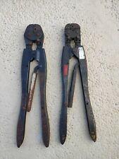 Amp Crimper Tools Type F