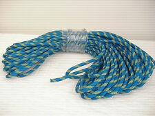 12.5mm x 150 feet roofer safety line rappelling rope