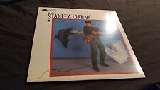 STANLEY JORDAN Magic Touch LP BLUE NOTE Jazz (VG++)