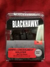 BLACKHAWK! SERPA CQC OWB Holster SIG Sauer P226/P220/P225/MK25 Right