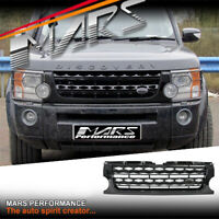 Discovery 4 Look Bumper Bar Grille Grill for LAND ROVER Discovery 3 L319 BodyKit