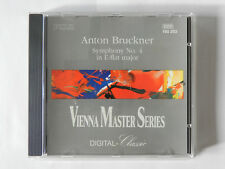 CD Anton Bruckner Symphonie No 4 in E-flat major