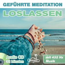 CD - Geführte Meditation zum Loslassen - Hypnose - Traumreise von Ohrinsel