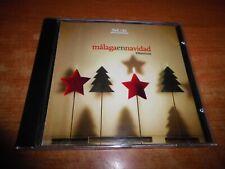 JULIO IGLESIAS & MIRANDA RIJNSBRUGER MALAGA EN NAVIDAD CD ALBUM 2005 PASION VEGA
