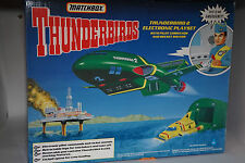 Like Matchbox 1993 Thunderbird 2 Electronic Playset Untested