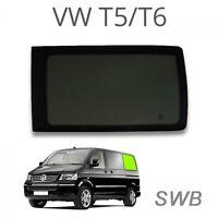 Left rear quarter window (privacy) for VW T5 / T6 SWB Glass Windows for Camperva